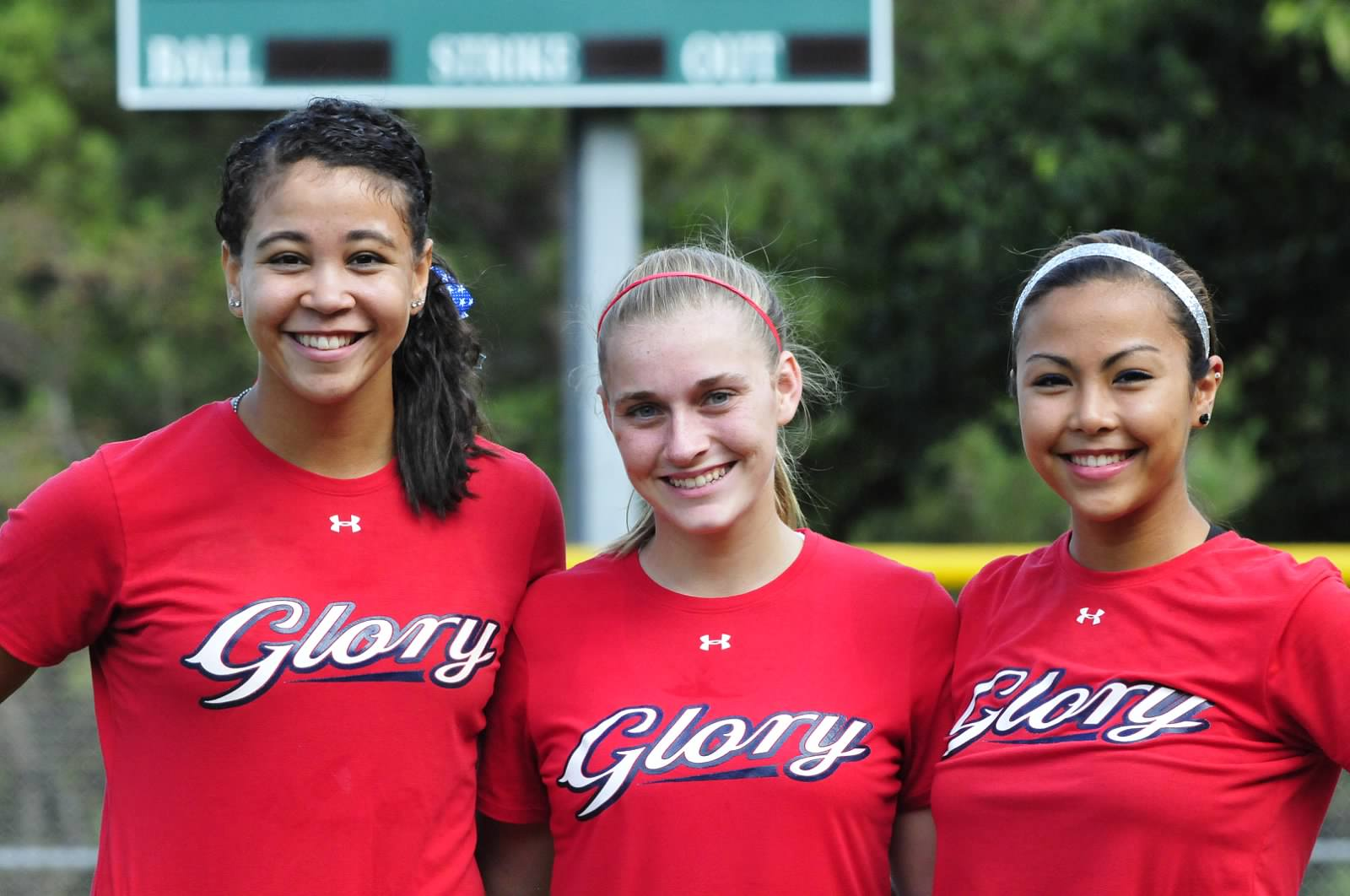 Pity, Northern virginia girls softball