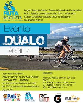 evento dualo 7 abril