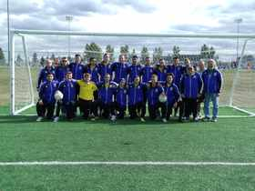 2012 Winnipeg Dynamo Kyiv Soccer Club