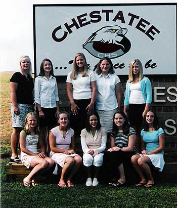 2004 CHS JV Team 1
