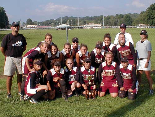 2004 CHS Varsity Gilmer Tourney