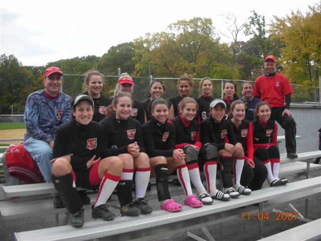 2007 Fall Ball Champs