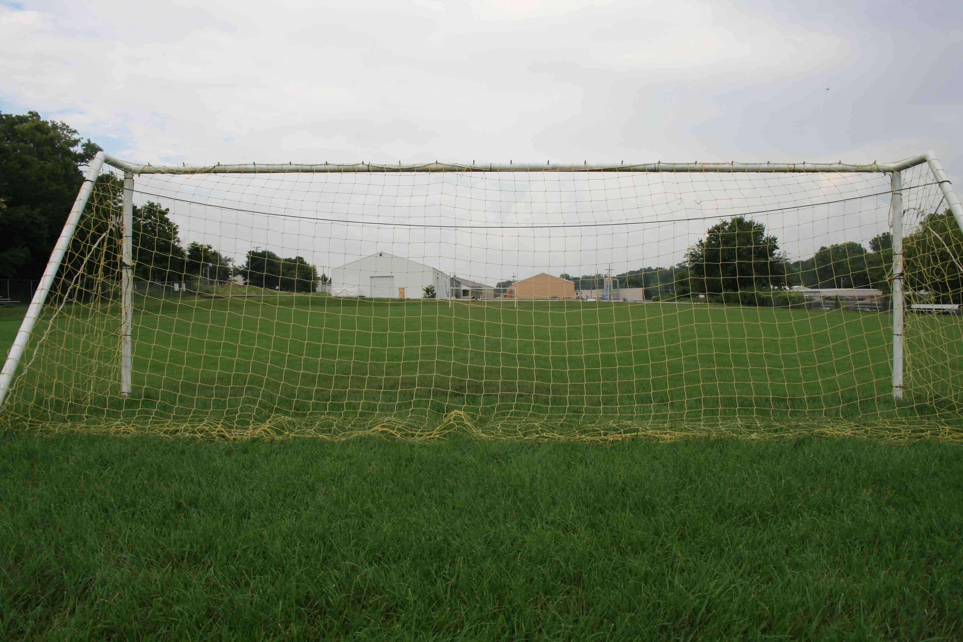 Goal net Field 3