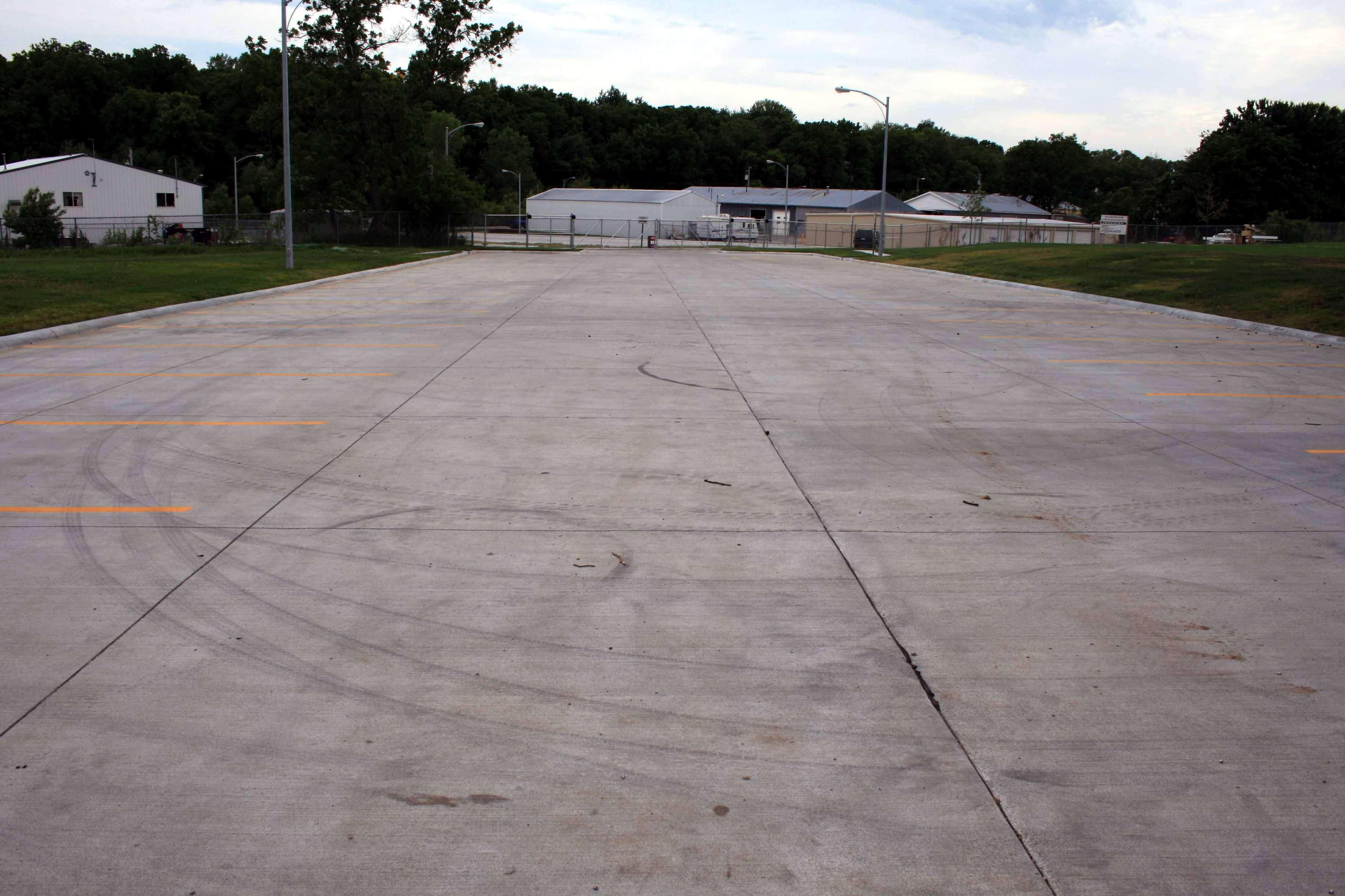 Parking Stalls 2