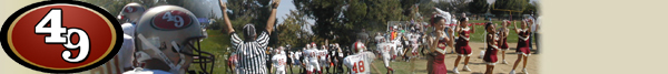Fremont Football League - 49ers