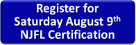 Register for August 9th Certification