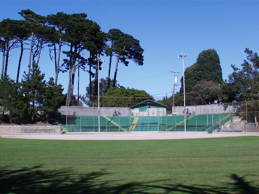 PACIFIC GROVE RECREATION DEPT. - ADULT SOFTBALL LEAGUE