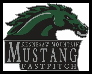 Kennesaw Mountain High School Lady Mustangs Fast Pitch