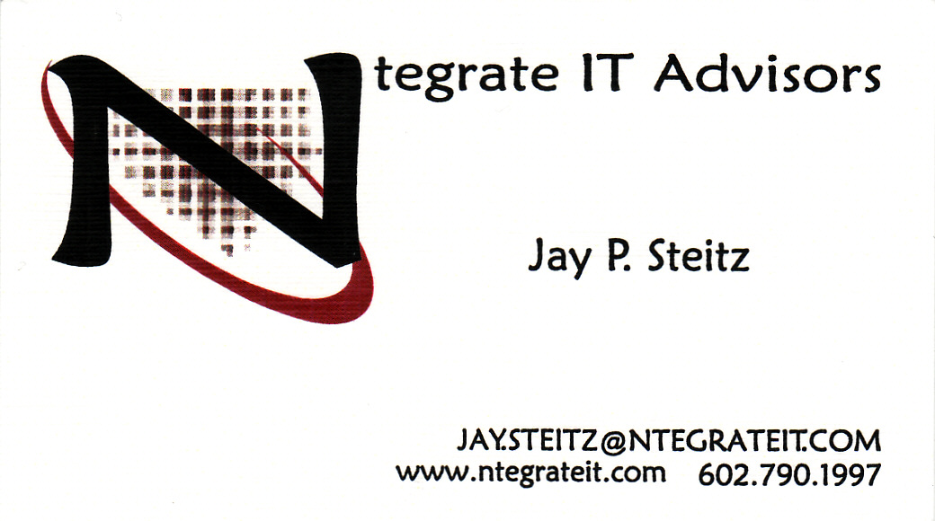 Ntegrate Logo