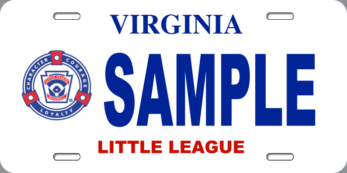 Little League Plate