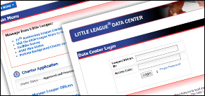 Little League Data Center