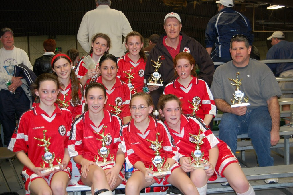 U16 Girls Indoor Spring 2007