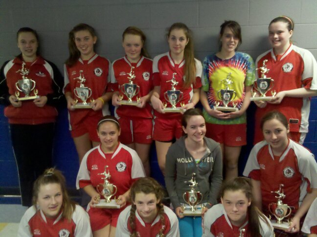 2011 u14 girls feb