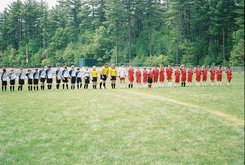 Finals Ceremonial Lineup