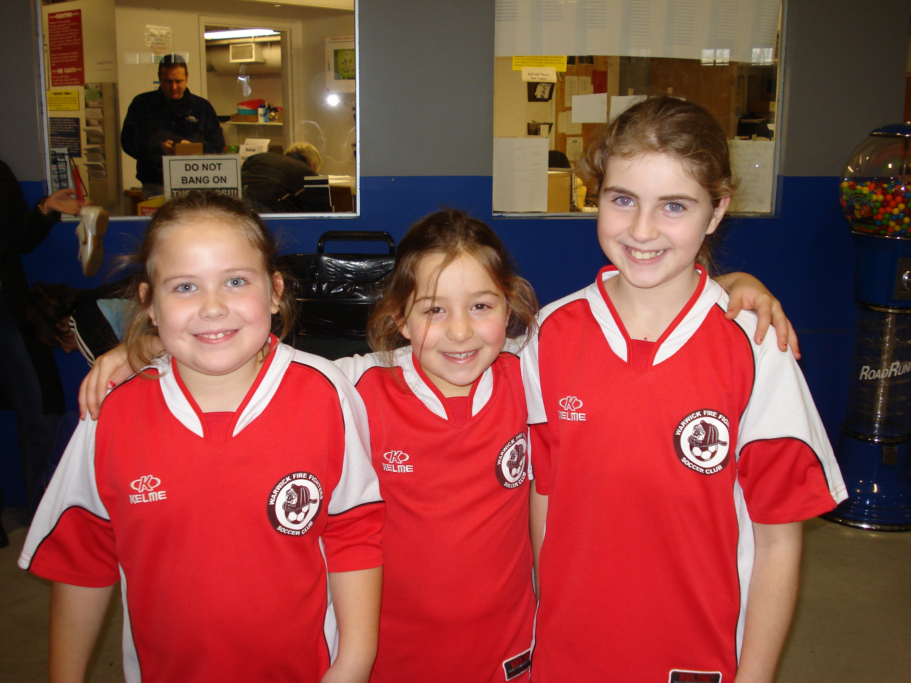 Friends - U10 Girls