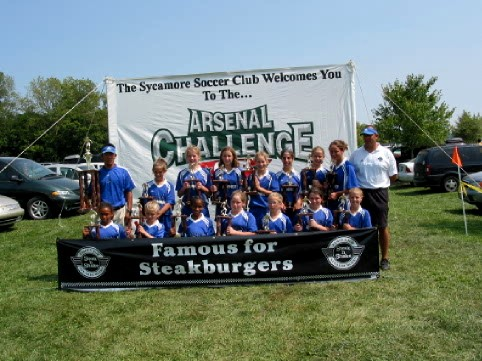 Champs Sycamore Arsenal 2003