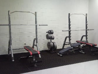 BFSC weight benches