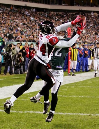 Roddy White Catches
