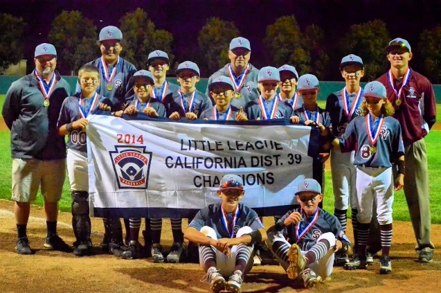 2014 District 39 11-12 All-Star Champions
