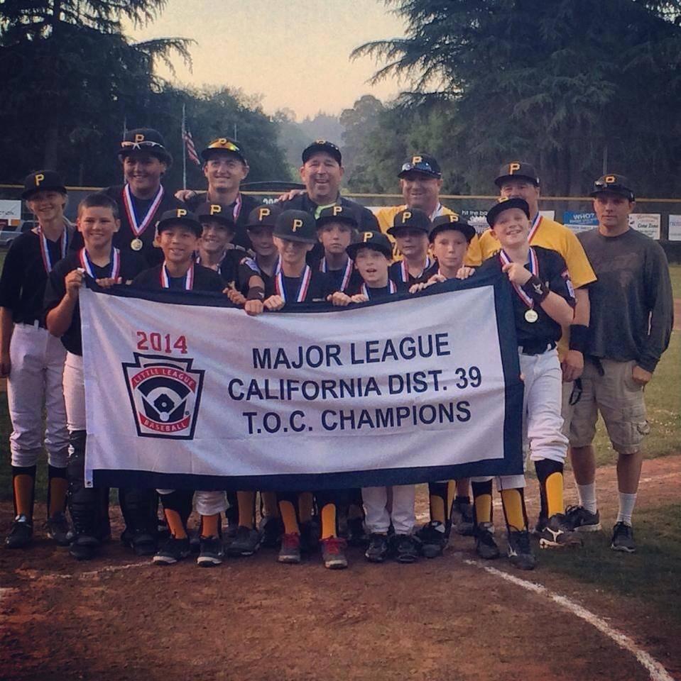 2014 District 39 Majors TOC Championship