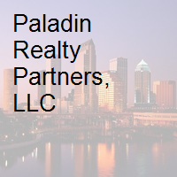 Paladin Reality Logo