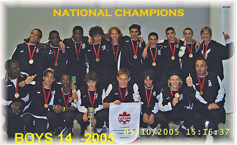 B15 NATIONALS 2005