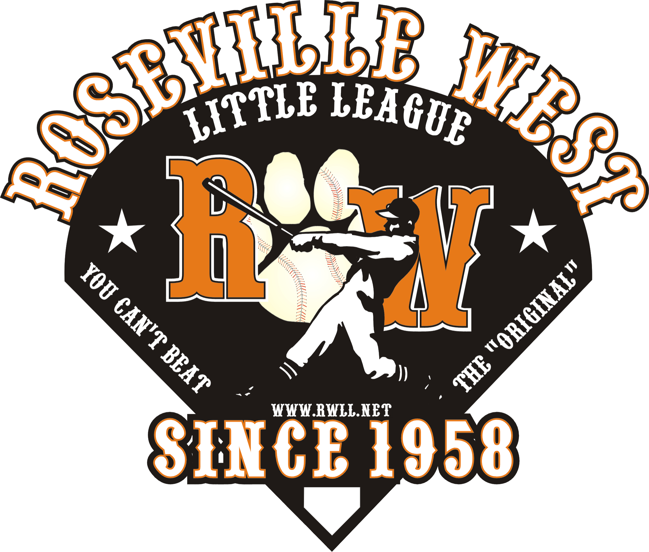 Welcome to Roseville West Little League
