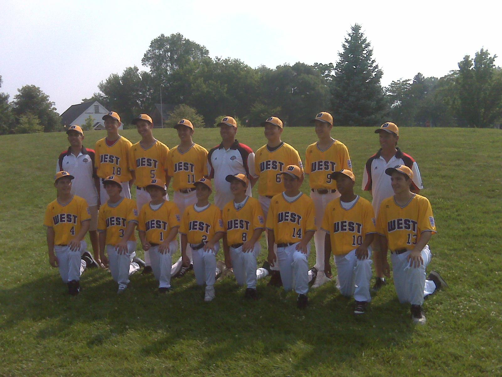 2009 Jrs World Series