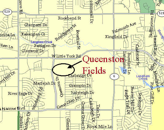 Map - Queenston