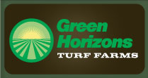Green Horizons Turf Farm logo