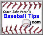 Baseball tips