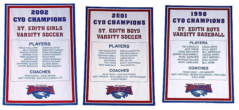 CYO Banners 2002-98