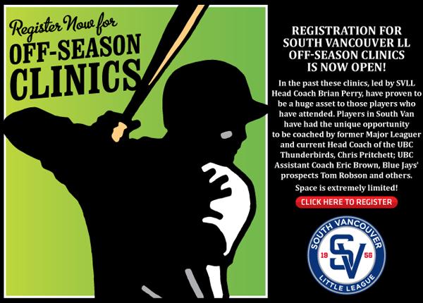 SVLL Off-Season Clinics