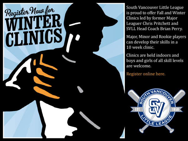SVLL Winter Clinics