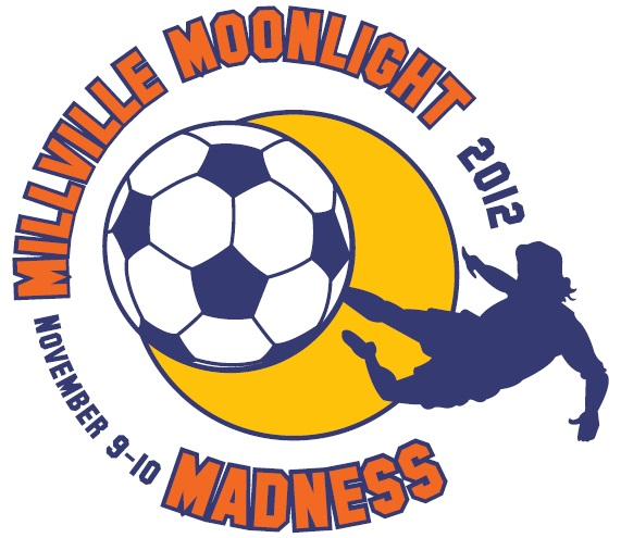 Millville Moonlight Madness Logo - 2012