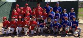 Attack 9U Red and Blue