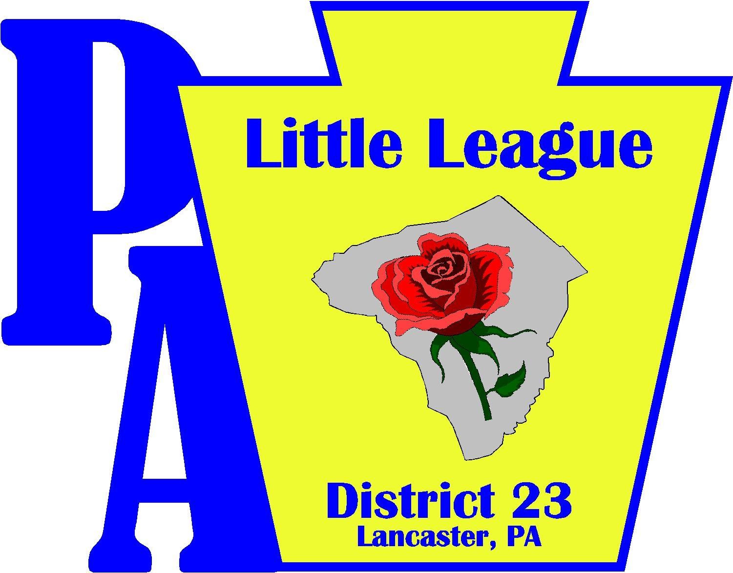 PA District 23   Little League Baseball & Softball
