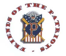 friends of the pats logo