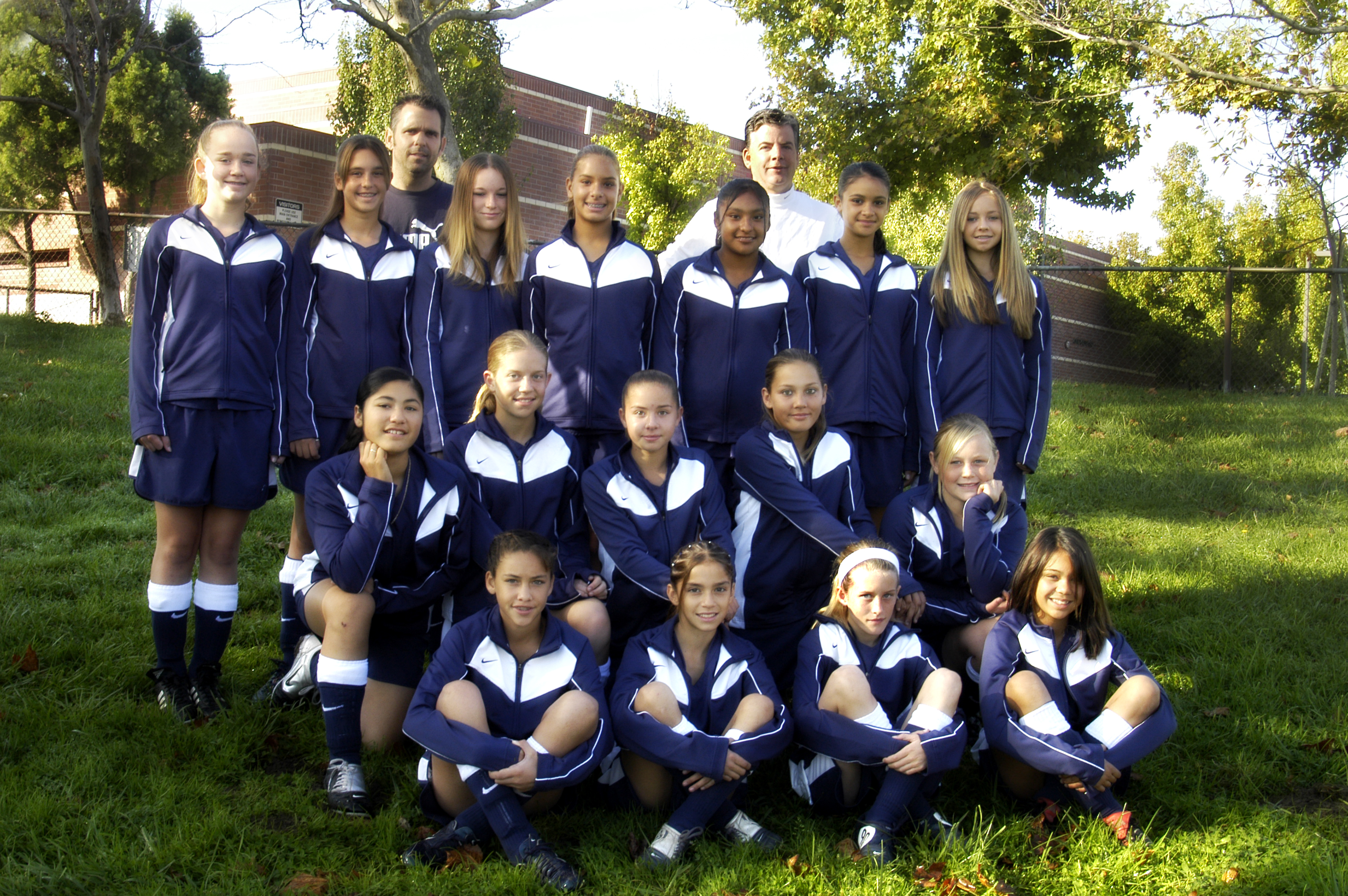 NorCal Premier Flame Soccer Team