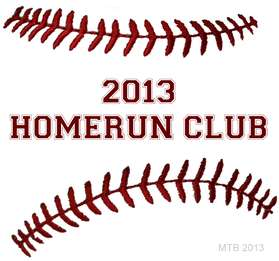 homerun club 2013