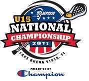 2011 U 15 Championships