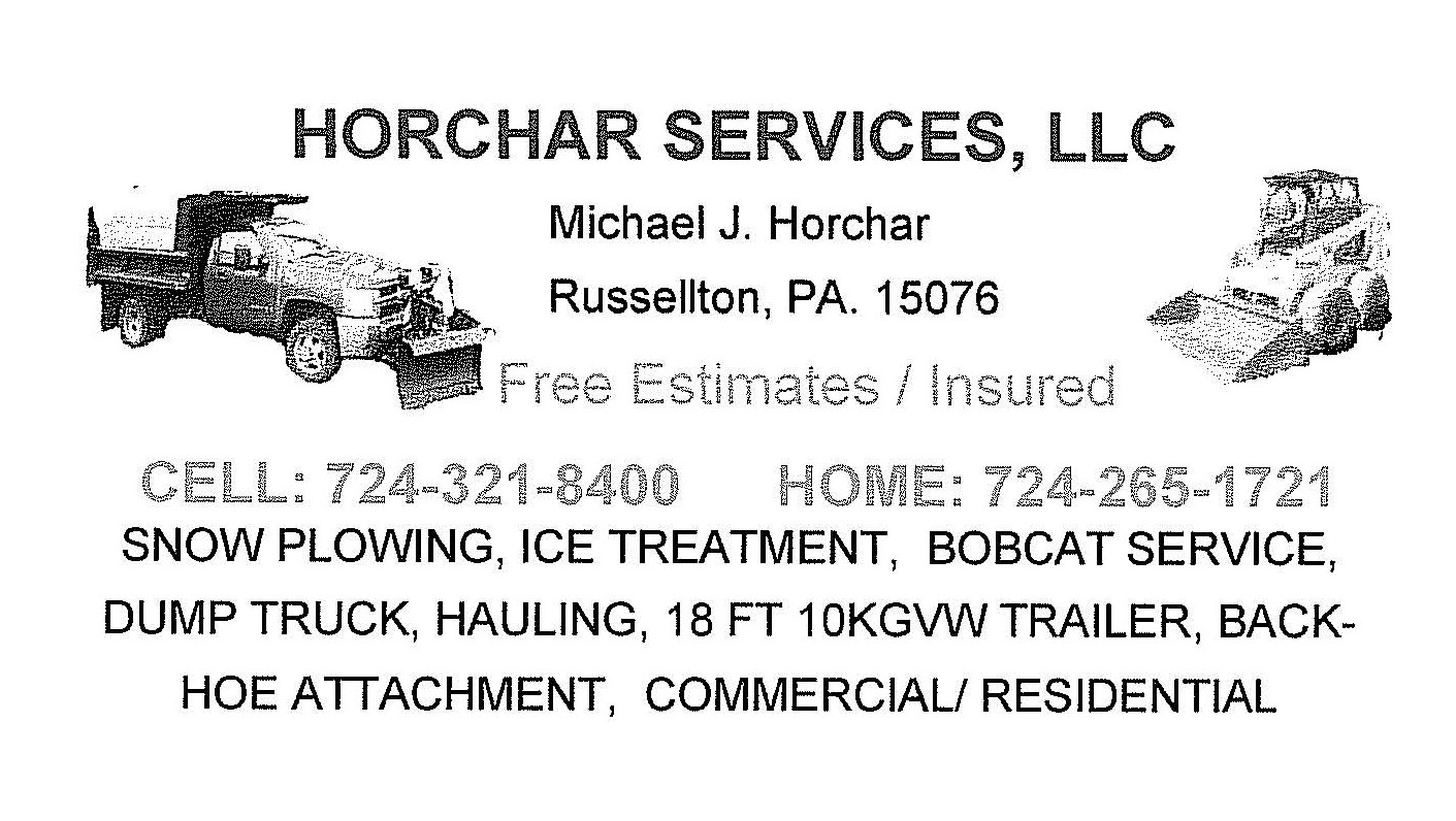 Horchar services