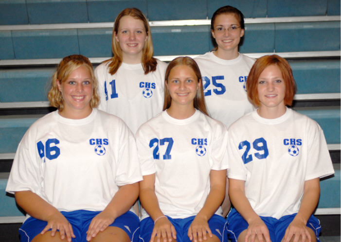 Senior Girls 07