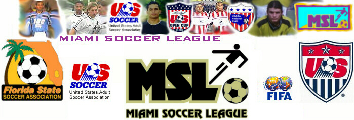 MIAMI SOCCER LEAGUE