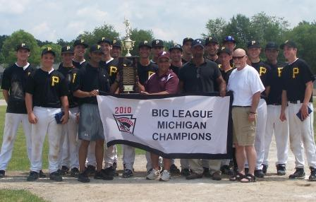 D2 BigLeague BaseBall Team