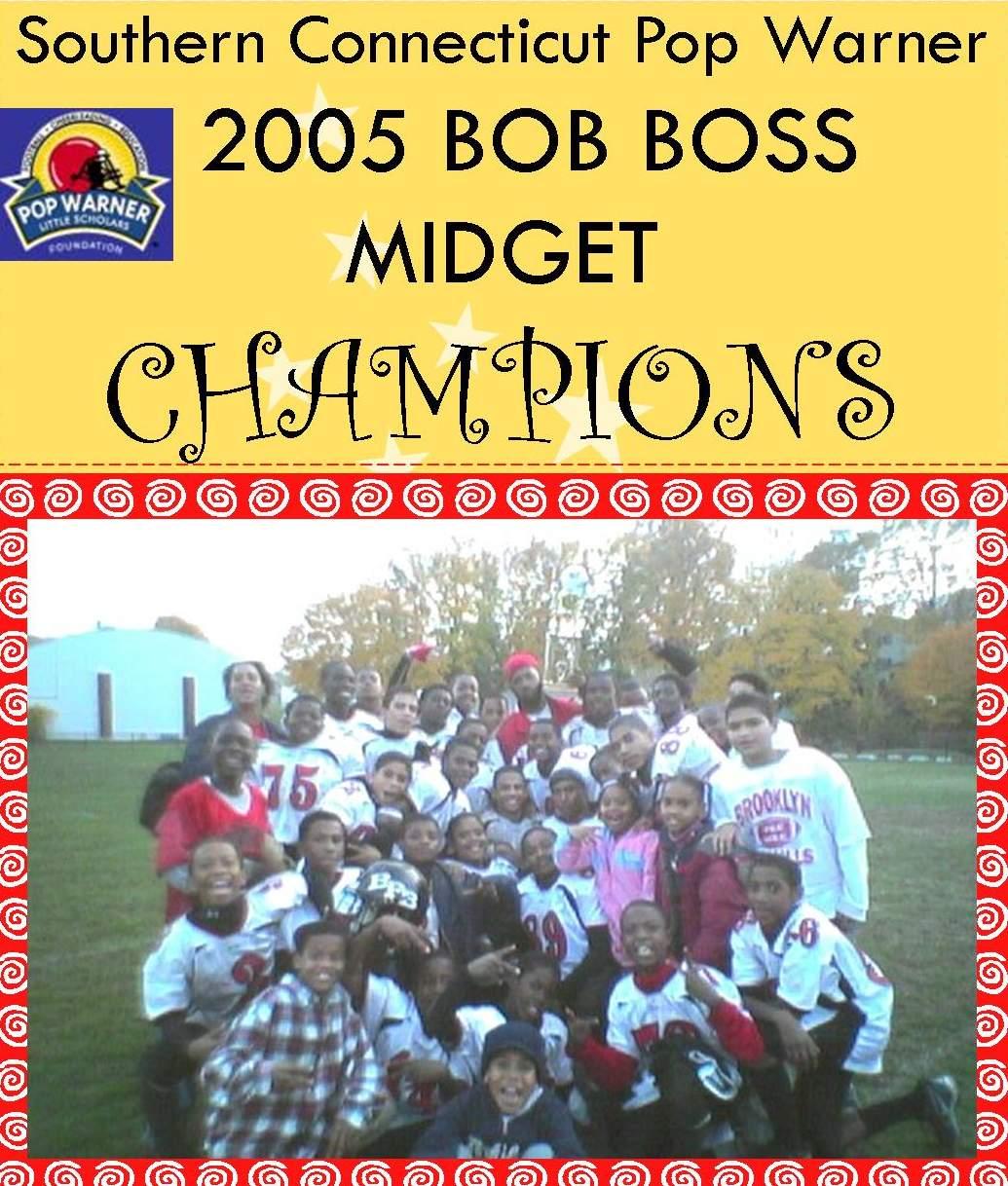 2005 Bob Boss Midget Champions