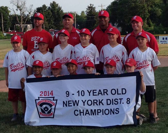 2014 D8 9-10yr old All Star Champions