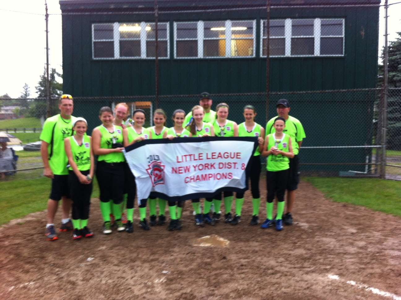 2013 D8 Majors SB All Star Champs