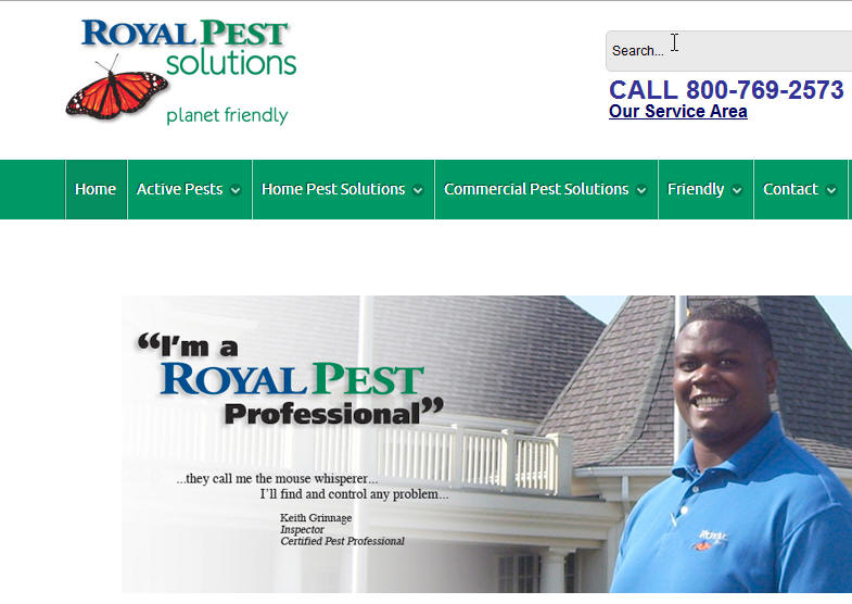 Royal Pest
