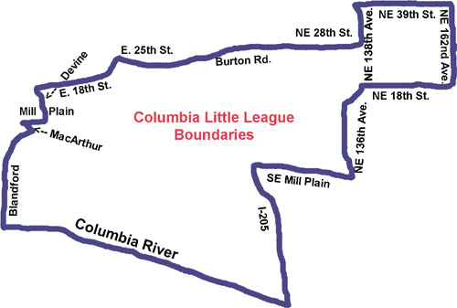 CLL Boundary Map